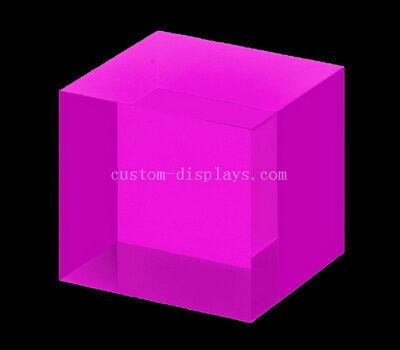 Color acrylic block wholesale