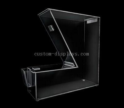 Custom acrylic bulk food dispenser