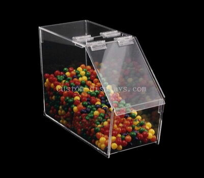 Custom acrylic candy holder