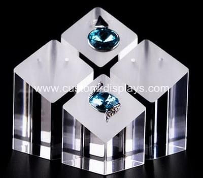 Clear acrylic ring stand