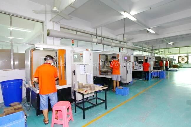 CNC production line-Sunday Knight Co Ltd