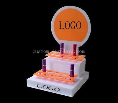 Custom lipstick stand holder