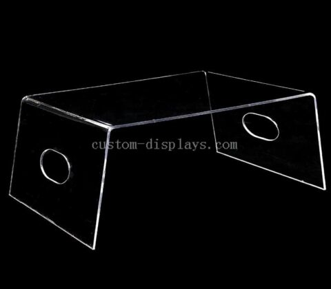 Custom multifunction acrylic bed tray laptop stand